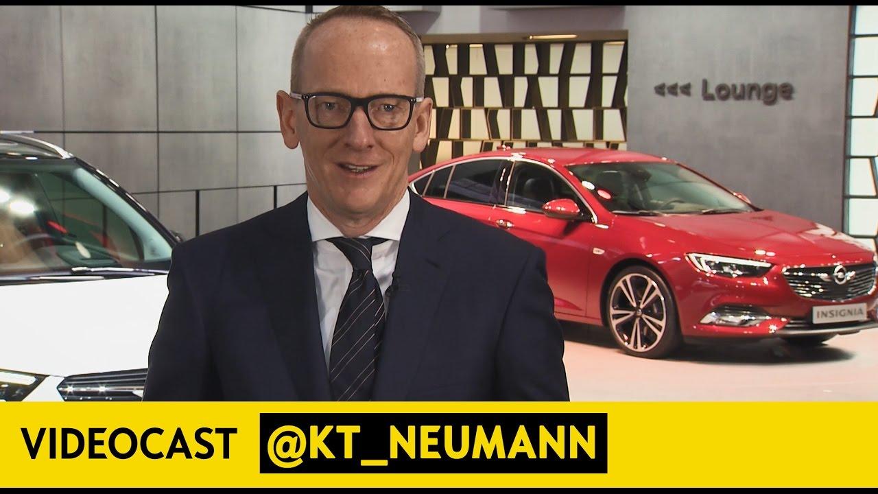 Videocast @KT_Neumann #46 - Opel at Geneva Motor Show | #GIMS2017