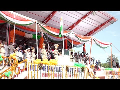 Independence Day Celebrated Across Jammu Region
