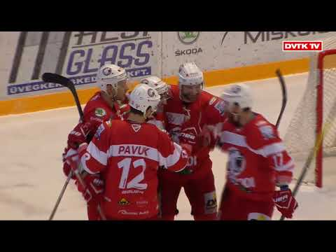 Erste Liga: DVTK Jegesmedvék - ASC Corona Braşov 7-2