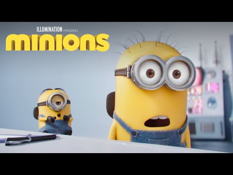 Minions (Short Movie 'The Competition')