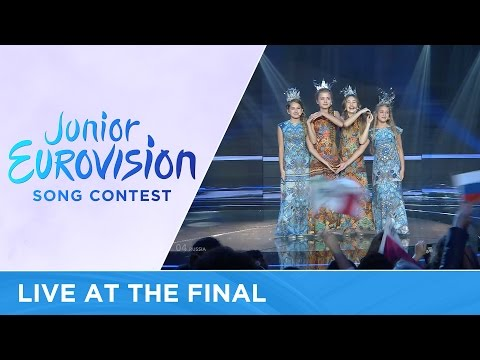 The Water of Life Project - Water Of Life (Russia) LIVE Junior Eurovision 2016 (видео)