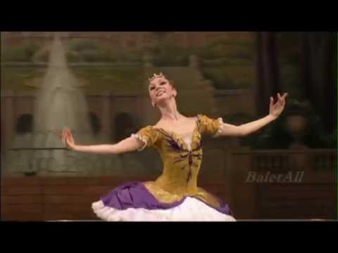 Sleeping Beauty Act 3 Aurora variation - 6 ballerinas for comparison
