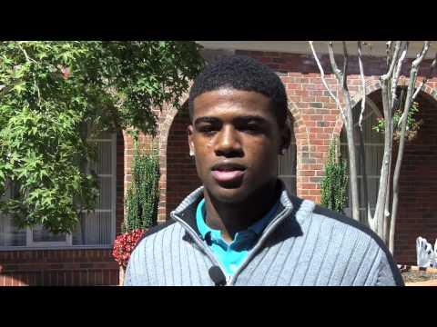 Tre McBride Interview 9/25/2012 video.