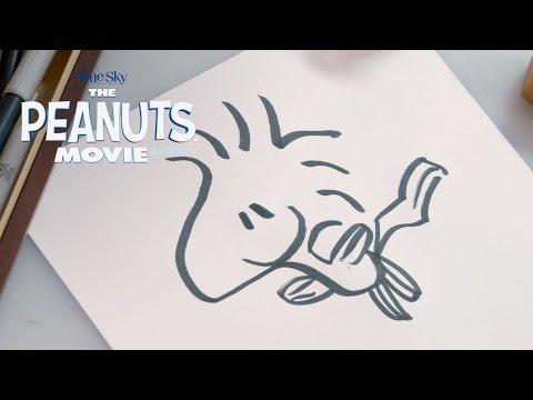 Peanuts (DrawWoodstock)