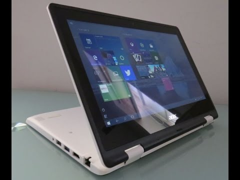 , title : 'Acer Aspire R11 convertible notebook review'