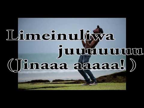 PAUL CLEMENT JINA LA YESU [Lyrics] Video (видео)
