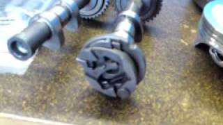 10. Triumph Thunderbird 1700 BB-Kit Components: Pressure Release Mechanisum