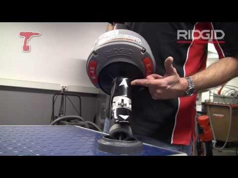 Rigid K-45AF Drain Cleaner