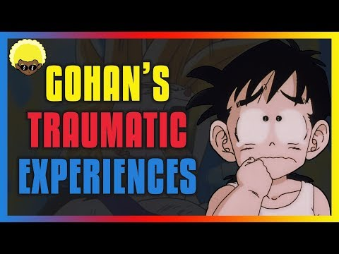 Gohan's DARKEST CHILDHOOD Memories!