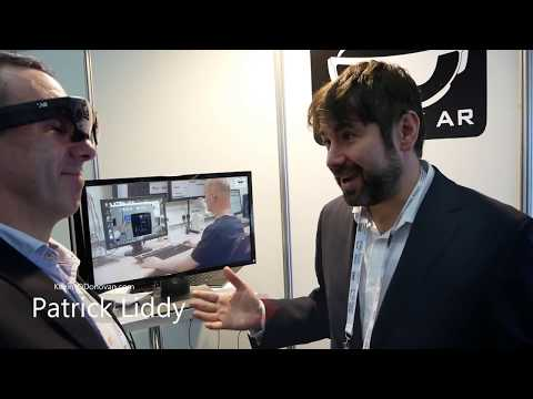 Augmented Reality in the Utility Industry ... #EUW18 - A chat with Patrick Liddy from UtilityAR