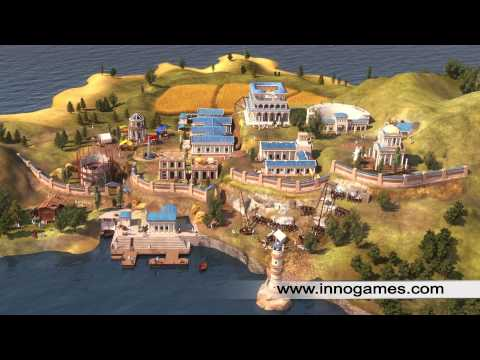Grepolis TV Spot 2011 russian