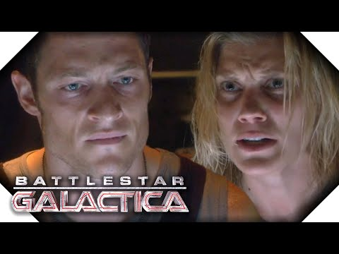 Battlestar Galactica | The Mutiny On Demetrius