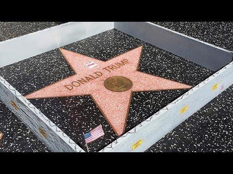 ΗΠΑ: «Χολιγουντιανή» άφιξη του Ντόναλντ Τραμπ στο Κλιβέλαντ