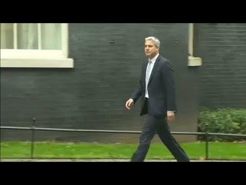 Βρετανία: Νέος υπουργός αρμόδιος για το Brexit, ο Στίβεν Μπάρκλεϊ…