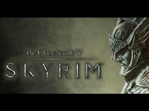 Hispasolutions - The Elder Scrolls V: Skyrim carátula DVD pc cd