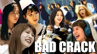 Video (red velvet on crack) MAYBE MP3, 3GP, MP4, WEBM, AVI, FLV April 2019