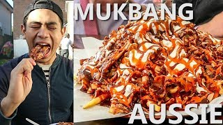 Video MUKBANG Di AUSTRALIA MP3, 3GP, MP4, WEBM, AVI, FLV Desember 2017