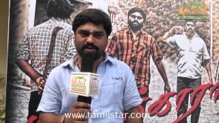 Ravi Speaks at Madhurakarenga Movie Audio Launch