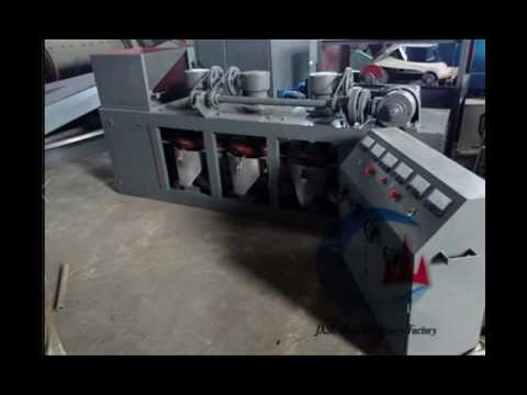 Coltan concentrate refining machine three disc magnetic separator