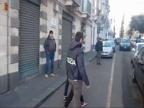 Blitz No Smoke: il video degli arresti