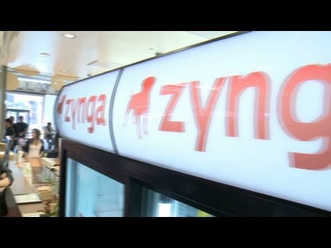 Inside Zynga's Lavish New Headquarters