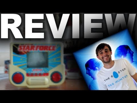 Tiger Electronics SUPERSOUND Handhelds – Star Force Review