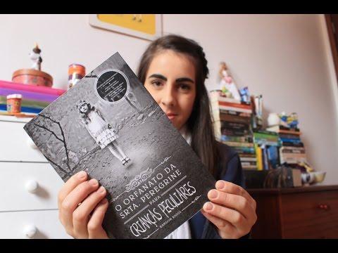Resenha O orfanato da Senhorita Pelegrine para crianças peculiares