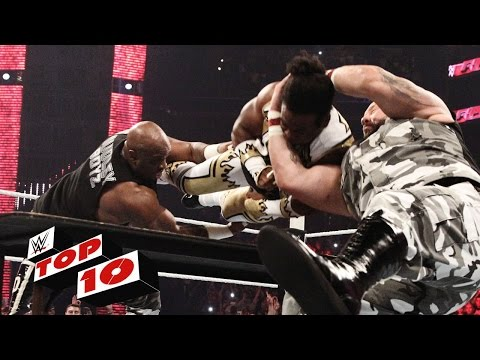 Top 10 Controversial Raw moments: WWE most thrilling Show