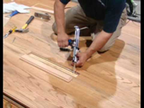 Remove & Replace Hardwood Floor Board