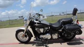 4. SALE $7,499:  2016 Kawasaki Vulcan 900 Classic LT Overview and Review