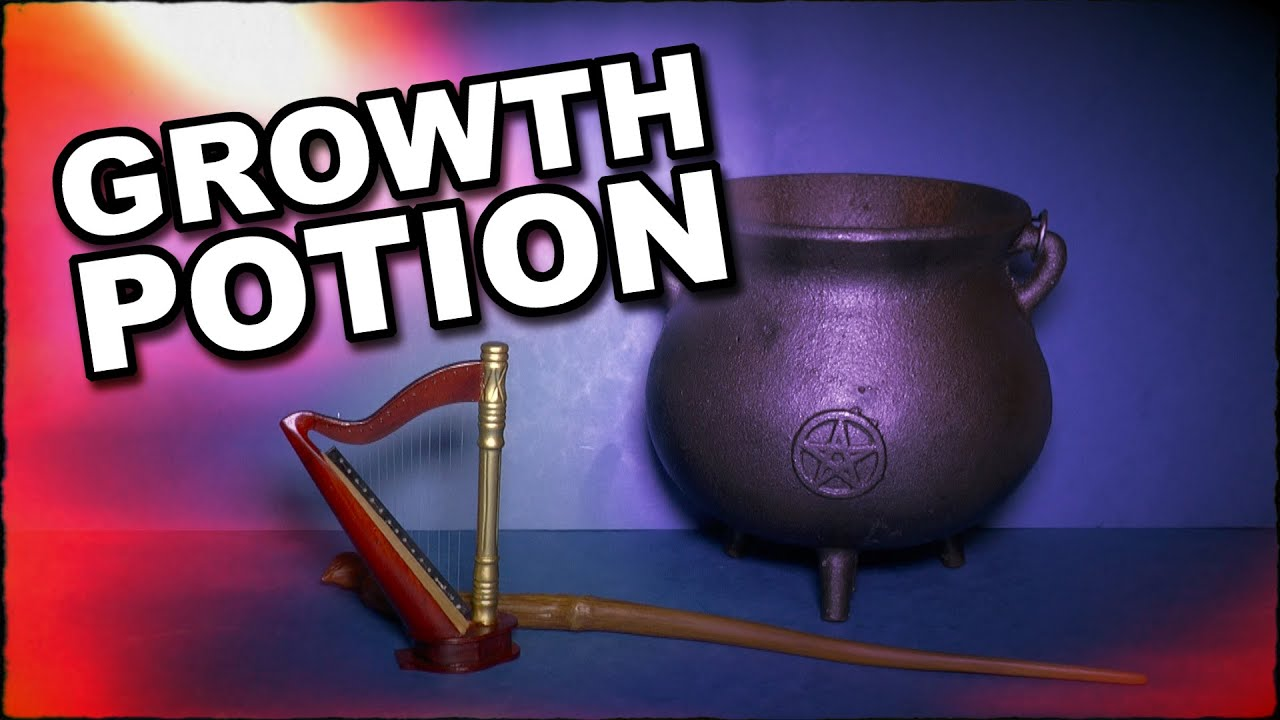 Growth Potion To Make You Giant
