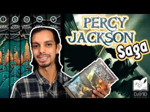 SAGA PERCY JACKSON E OS OLIMPIANOS | Rick Riordan