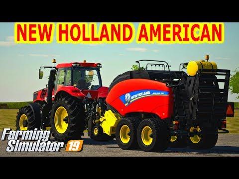 New Holland Baler USA Pack v1.0.0.0
