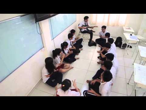 Xúc động & Ngọt ngào- Video clip chia tay của 12B trường Việt Anh