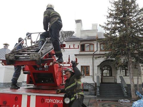 Репортаж КП о вчерашнем обстреле Горловки