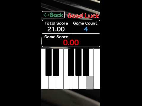 Video of Perfect Pitch Piano Music