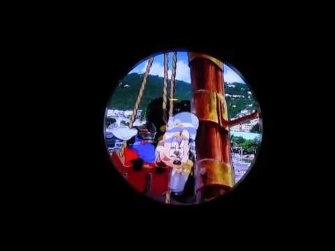 Porthole Mickey