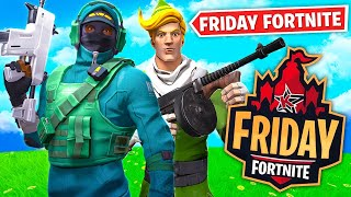 Fresh & Lachy Play FRIDAY FORTNITE!