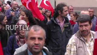 Remscheid Germany  city photos gallery : Germany: Pro-democracy Turkish protesters rally in Remscheid