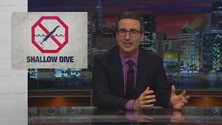 Last Week Tonight with John Oliver: Shallow Dives (Web Exclusive) - YouTube