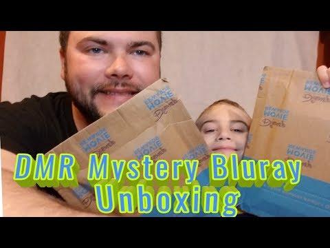 Disney Movie Reward (DMR) Mystery Bluray Unboxing.  WE SCORED!!
