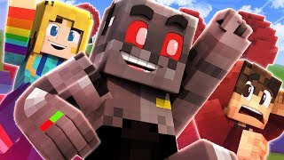 Minecraft Wipeout: Hilarious Fails! (Funny Moments)
