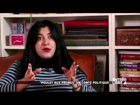 Vidéo de Marjane Satrapi