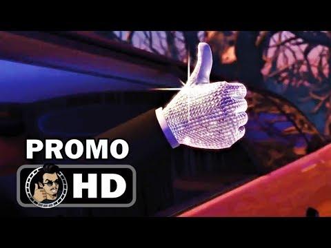 MICHAEL JACKSON'S HALLOWEEN Official Promo Trailer (HD) CBS Animated Halloween Special (видео)