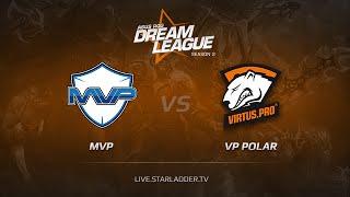 VP.Polar vs MVP Phoenix, game 1