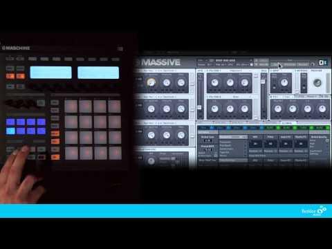 Massiver MIDI-Konfiguration - Teil 2 von 7 - Komponieren und Produzieren von elektronischer Musik