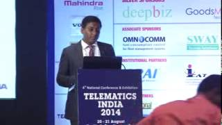 Neelabh Thakur, Product Manager Telematics, Scania CV India Pvt. Ltd.