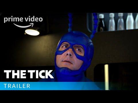 The Tick Season 1 - Trailer | Prime Video