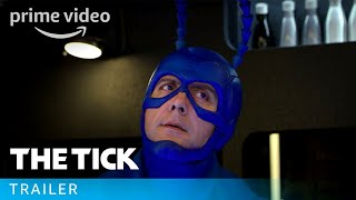 The Tick Returns Feb 23rd