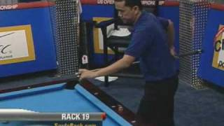 Billiards Pool US Open 9-Ball Championship: Stalev V Kiamco